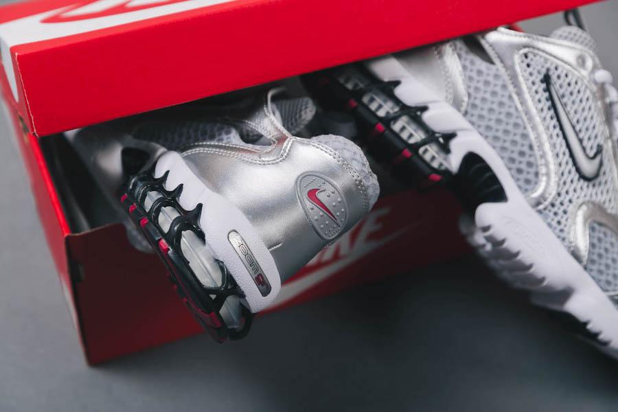 Nike Air Zoom Spiridon Cage 2 OG Metallic Silver 2020 (2)