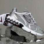 Nike Air Zoom Spiridon Cage 2 OG Metallic Silver 2020