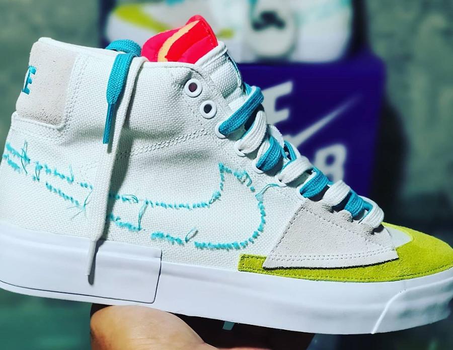 Nike SB Blazer Mid Egde Hack Pack 'Summit White Oracle Aqua' (1)