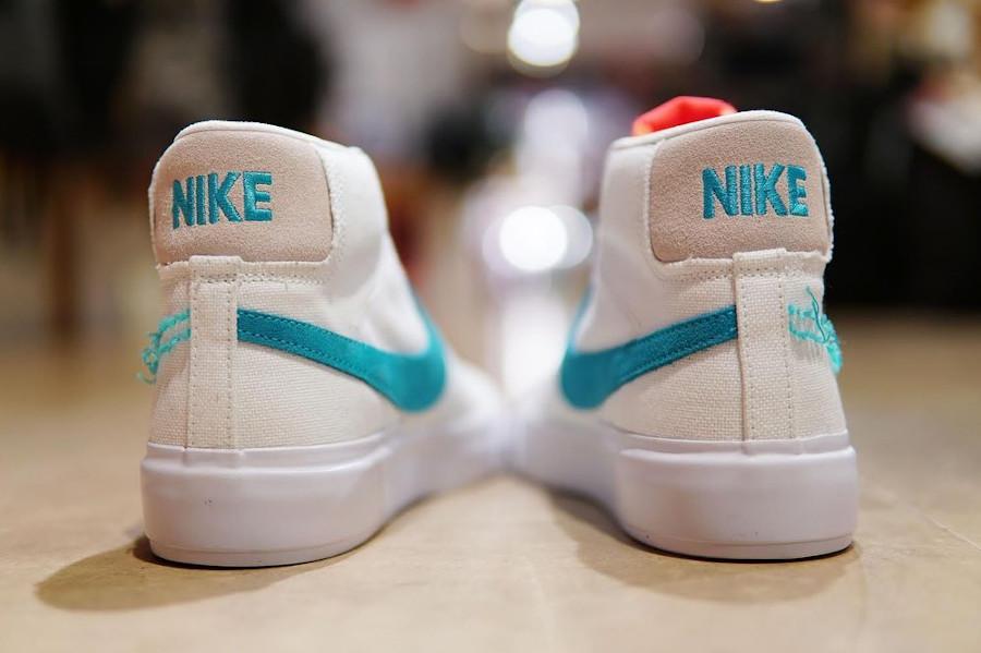 Nike SB Blazer Mid Egde Hack Pack 'Summit White Oracle Aqua' (5)