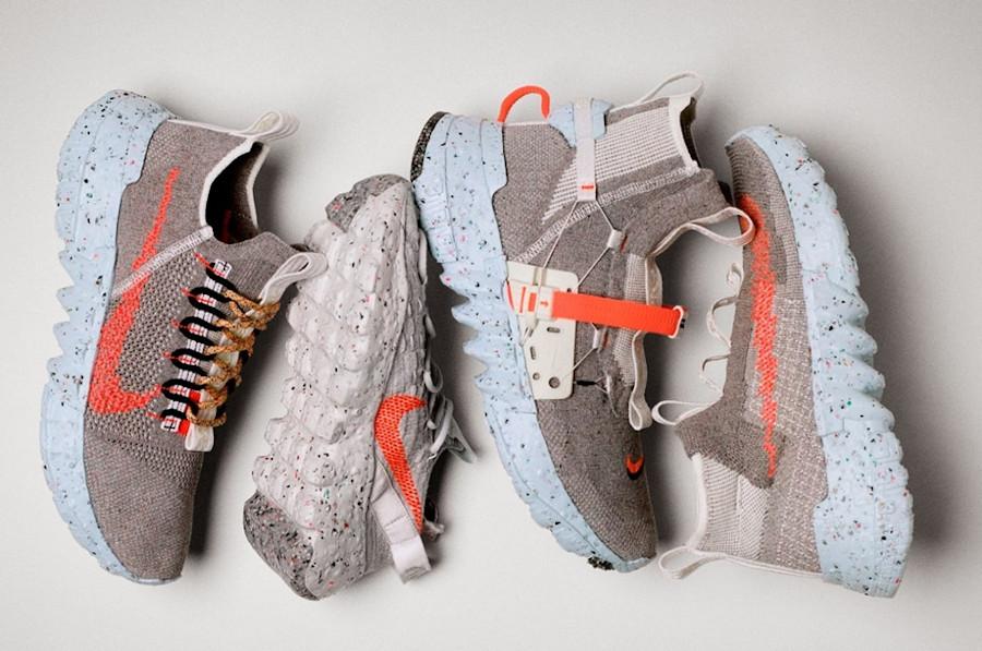 Nike Space Hippie Pack