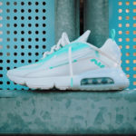 Nike Wmns Air Max 2090 'Aurora Green Sail Summit White'
