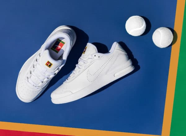 NikeCourt Air Max Vapor Wing PRM 'White' CZ5674-101