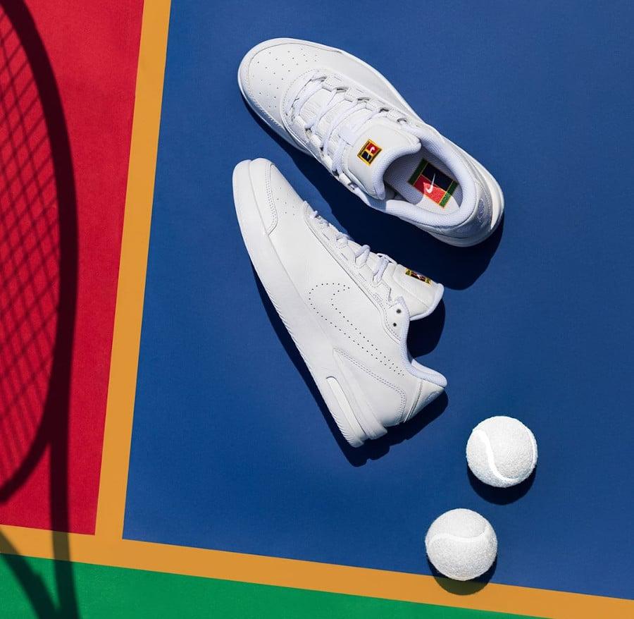 NikeCourt Air Max Vapor Wing Premium 'White' (3)
