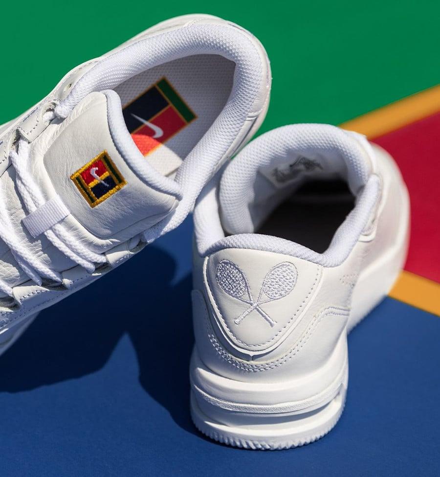 NikeCourt Air Max Vapor Wing Premium 'White' (4)