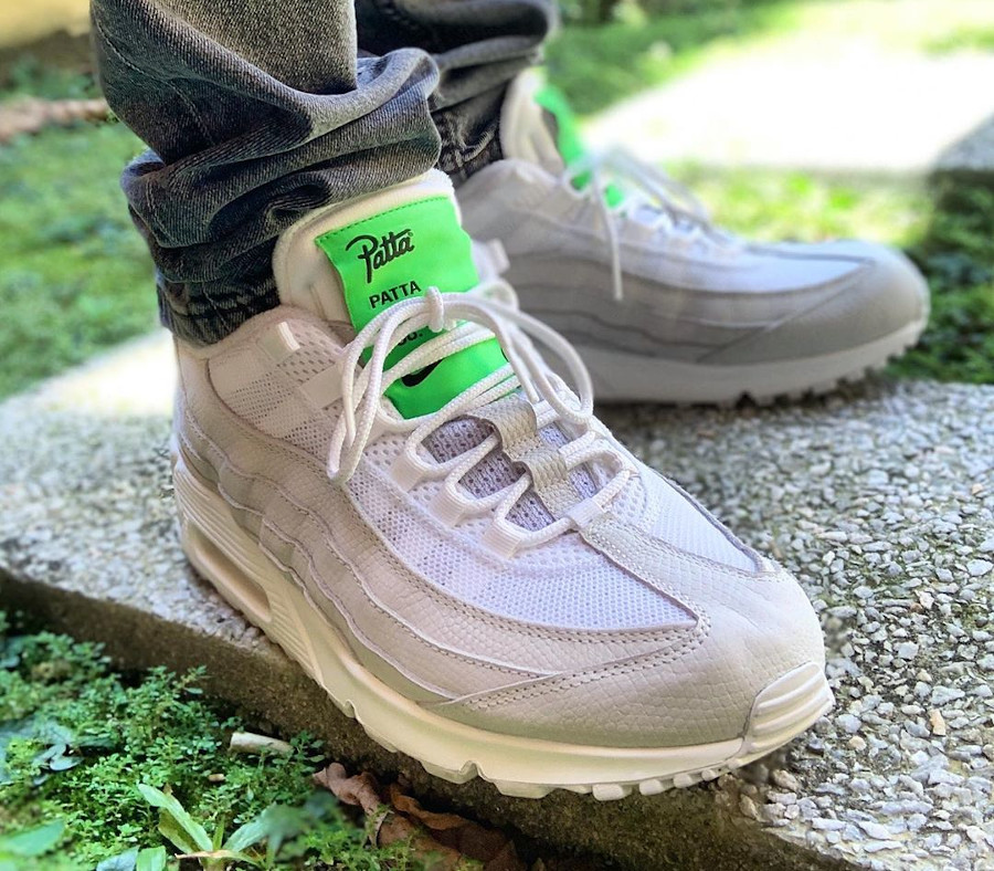 Patta x Nike Air Max 90 95 - @hashimi1104