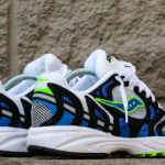Saucony Grid Azura 2000 OG White Blue Lime