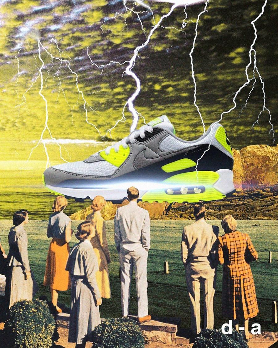 Nike Air Max 90 Volt - @da.alcazar