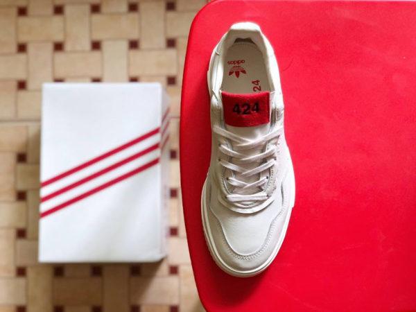 Adidas Consortium SC Premiere 424 Cloud White FX6740