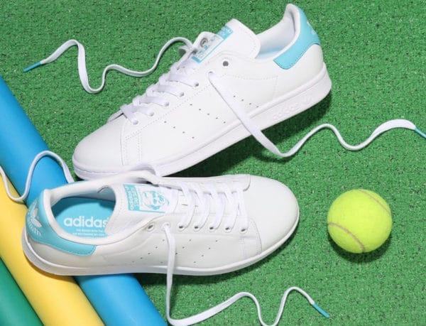 Adidas Stan Smith Cloud White Blue Glow EF4480