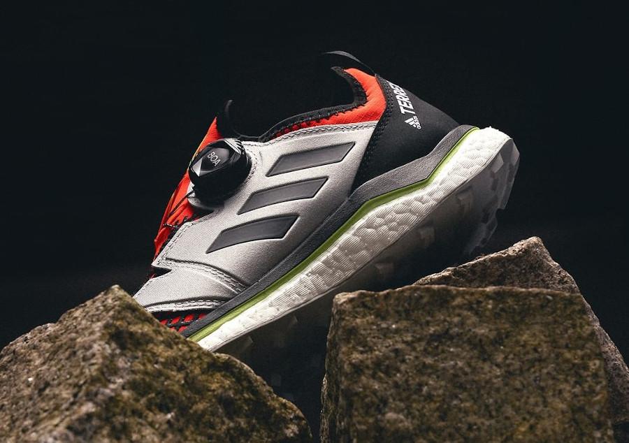 Adidas Terrex Agravic Boa Solar Red Core Black Grey Toe (1)