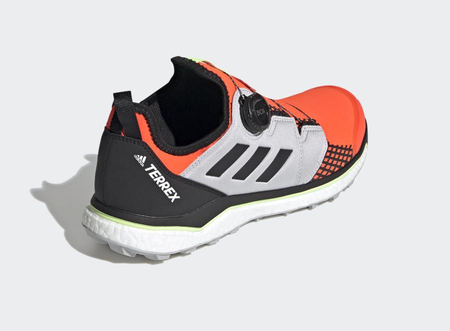 Adidas Terrex Agravic Boa Solar Red Core Black Grey Toe (4)
