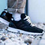 Adidas ZX 8000 Suede Core Black Cloud White