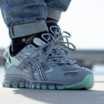 Asics Gel Kayano 5 360 Piedmont Grey Mint Tint