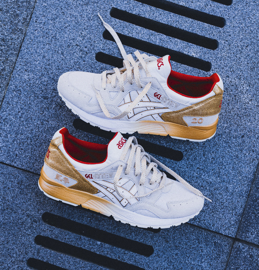 Asics Gel Lyte V 'Good Fortune' (Chinese New Year 2020) (4)