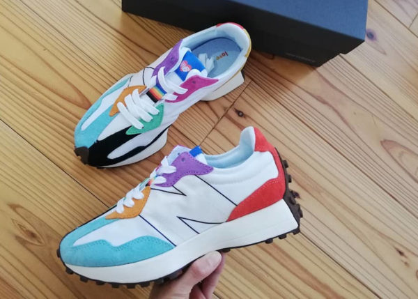 New Balance 327 multicolore gay pride 2020 (1)
