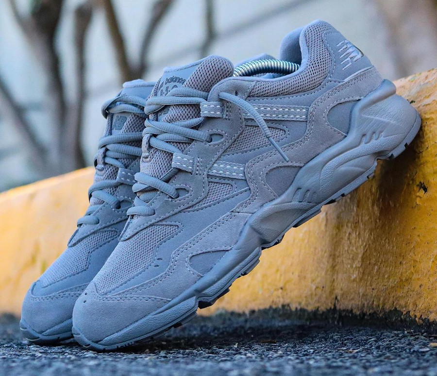New Balance 850 grise 'Mono Pack' Marblehead Grey (1)