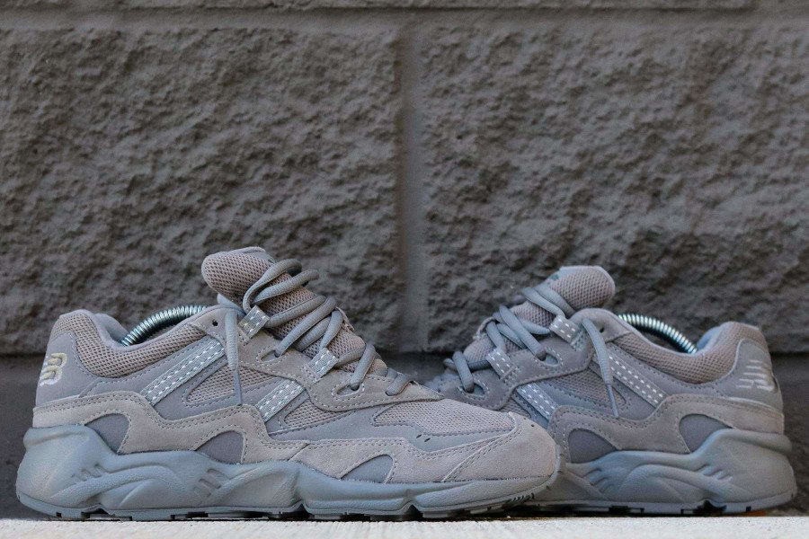 New Balance 850 grise 'Mono Pack' Marblehead Grey (2)