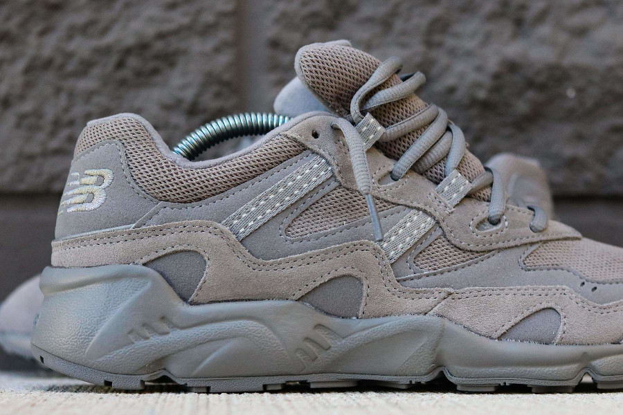 New Balance 850 grise 'Mono Pack' Marblehead Grey (3)