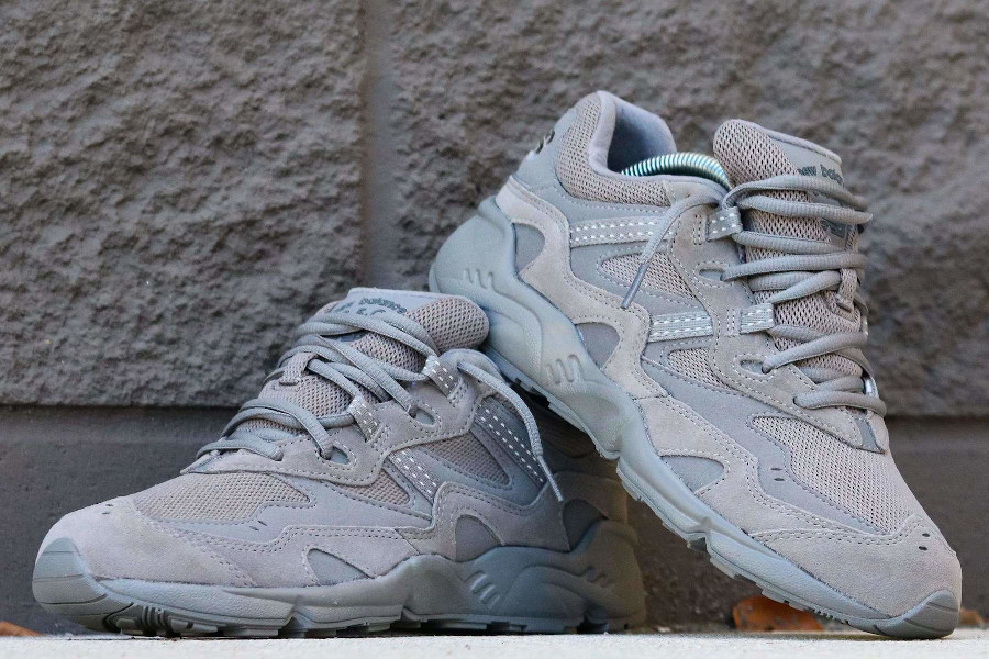 New Balance 850 grise 'Mono Pack' Marblehead Grey (4)