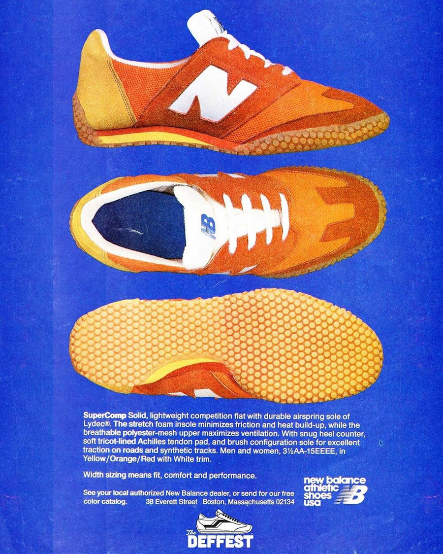 New Balance Supercomp Solid