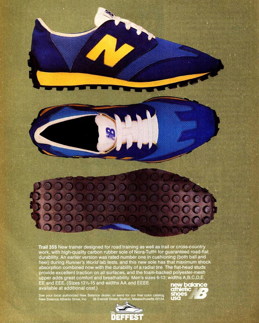 New Balance Trail 355 Vintage