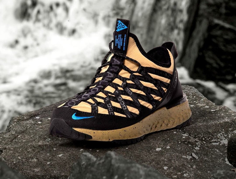 Nike ACG React Terra Gobe Parachute Beige Light Photo Blue