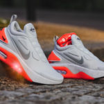 Nike Adapt Automax 'Infrared' Pure Platinum