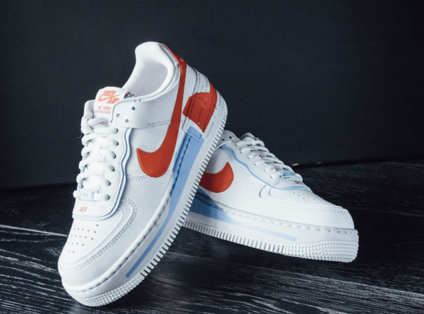 Nike Air Force 1 AF1 Shadow Se Summit White CQ9503-100
