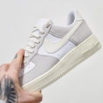 Nike Air Force 1 LV8 Sail White Platinum Tint Pack