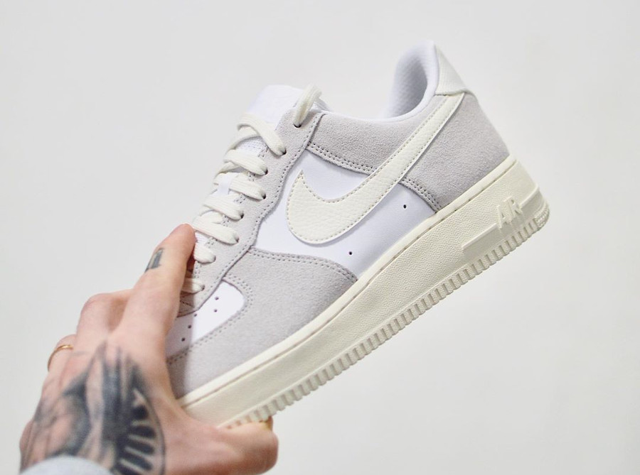 Nike Air Force 1 LV8 Platinum Tint Pack CW7584-100