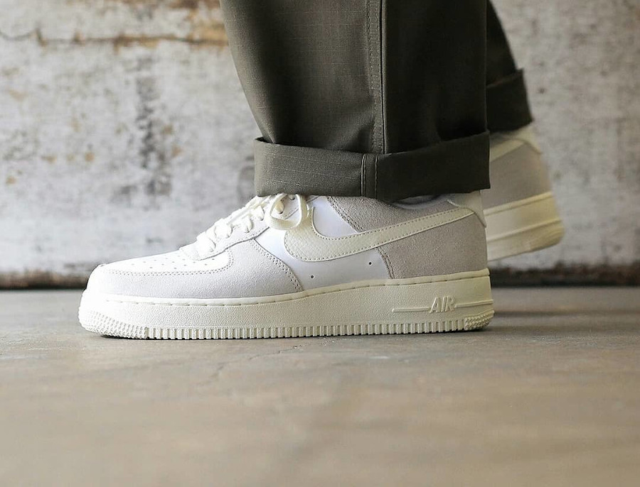 Nike Air Force 1 LV8 Sail White Platinum Tint Pack (3)