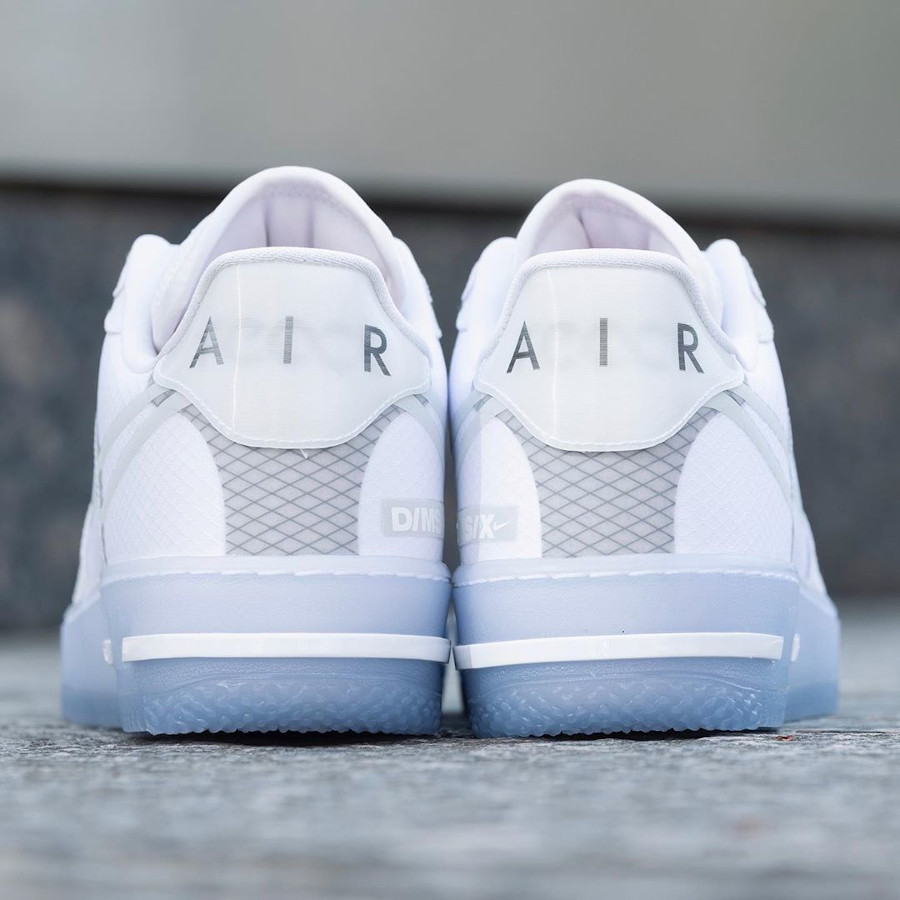 Nike Air Force 1 React QS DMSX White Ice (4)
