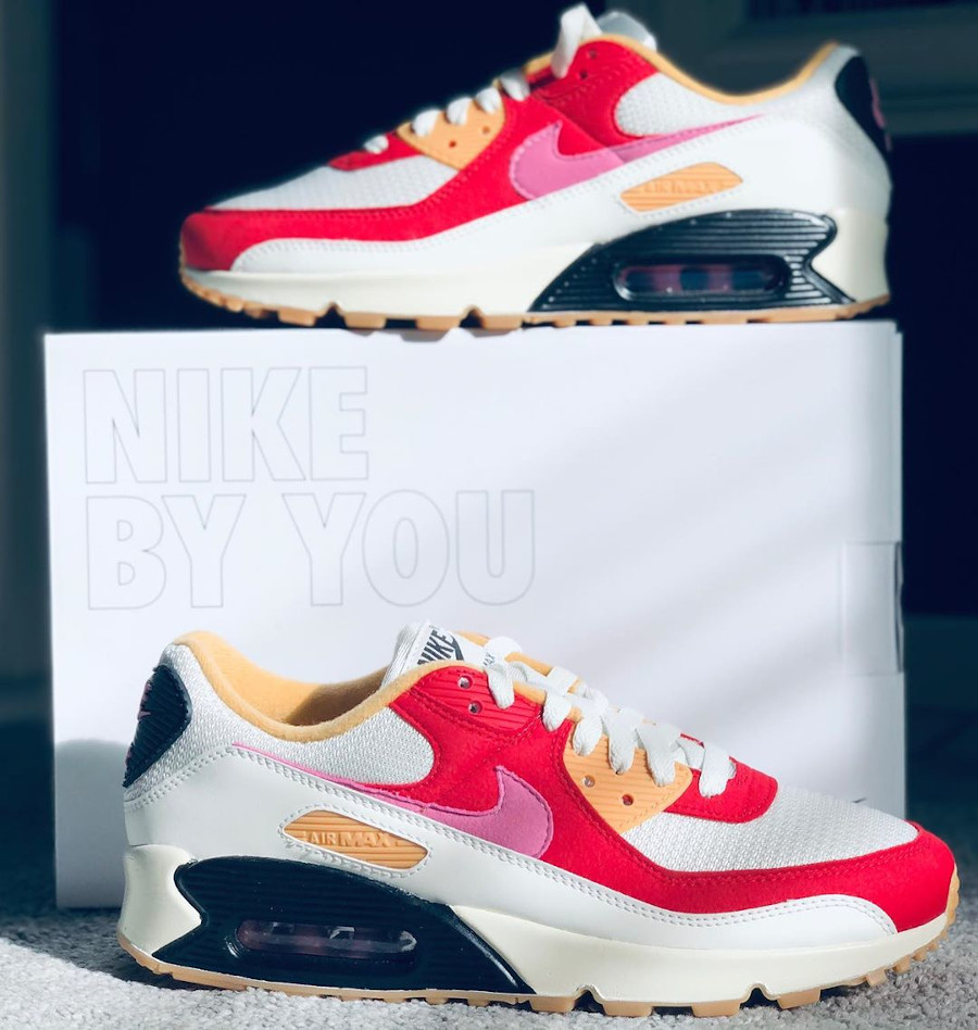 Nike Air Max 90 By You - @negativdekadent1 (1)