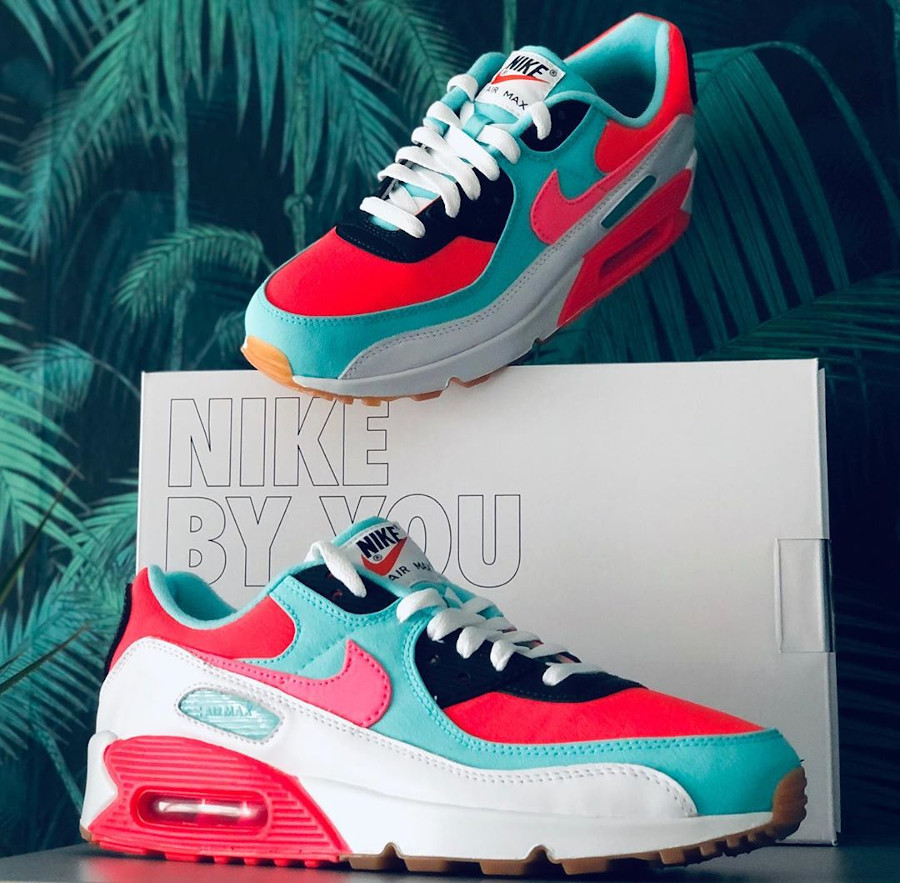 Nike Air Max 90 By You - @negativdekadent1