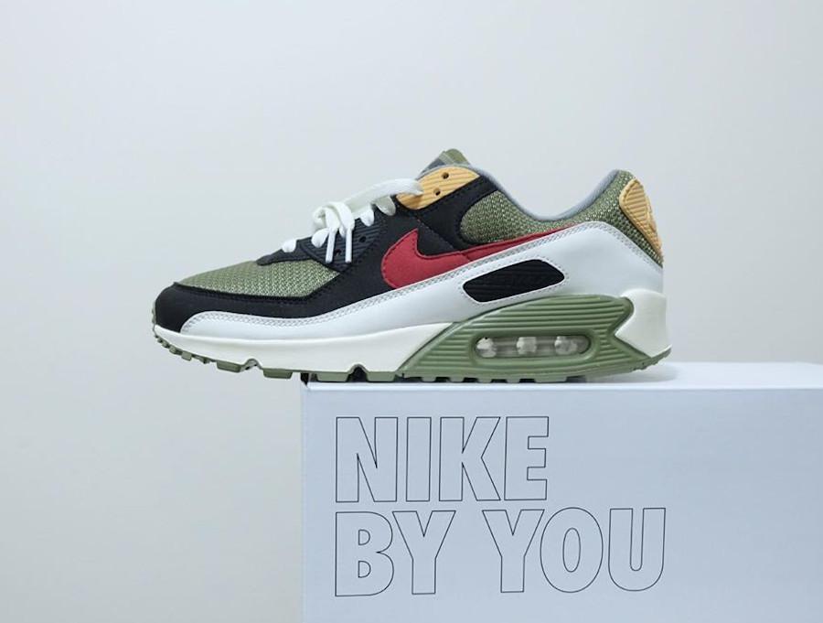 Nike Air Max 90 By You Boba Fett - @antonio.iii