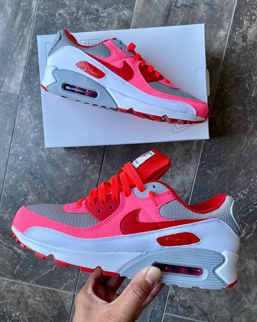 Nike Air Max 90 By You Clot - @mikeykicks