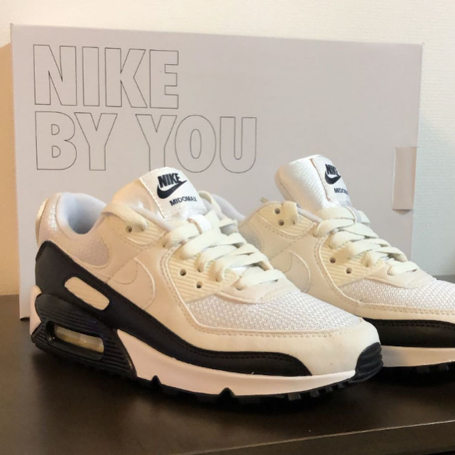 Nike Air Max 90 By You Midomax - @midoueda