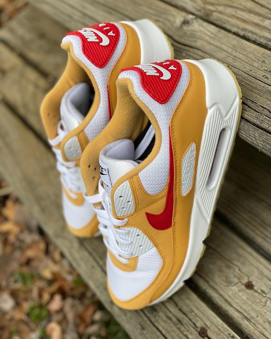 Nike Air Max 90 By You Tom Sachs Mars Yard - @joemarcellus