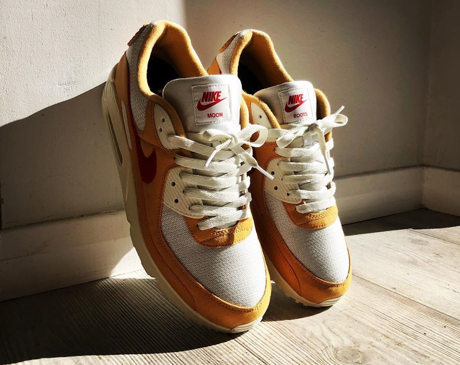 Nike Air Max 90 By You Tom Sachs Mars Yard - @lovesneakershatesneakerheads