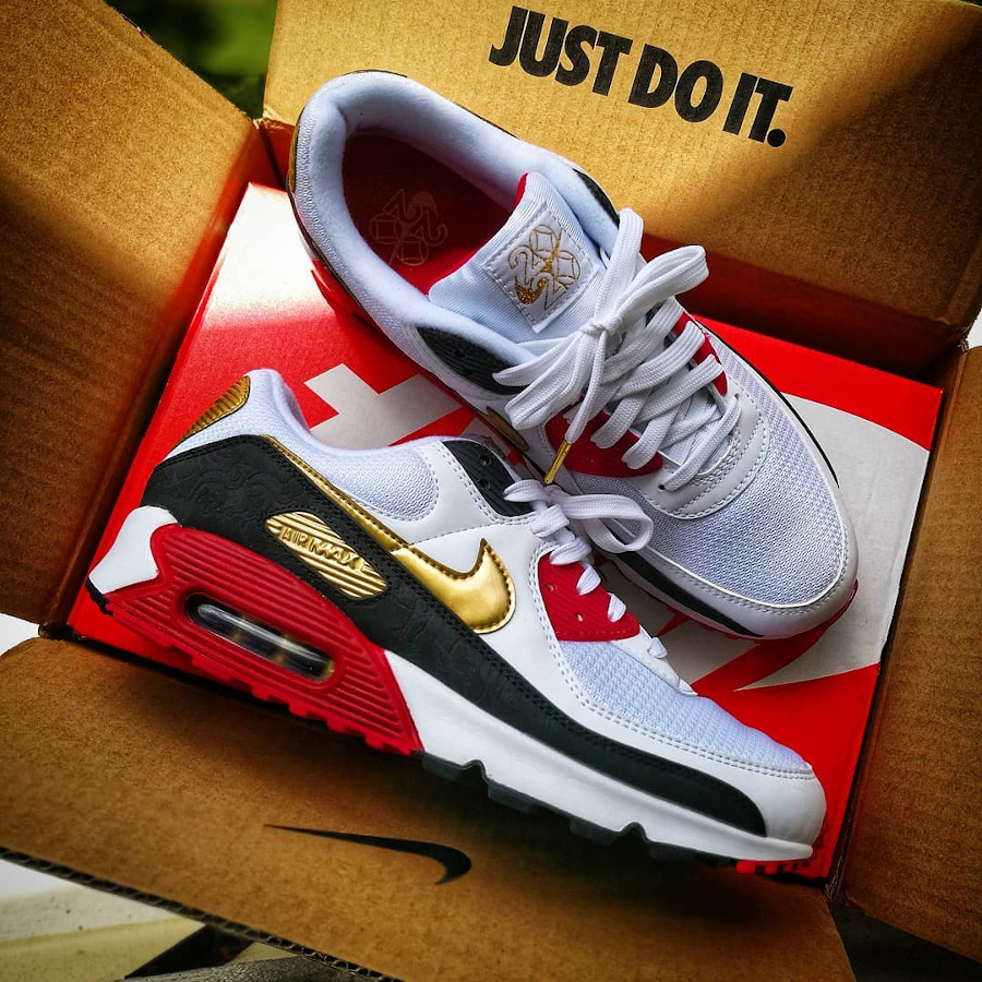 Nike Air Max 90 CNY Year of the Rat 2020 (couv)
