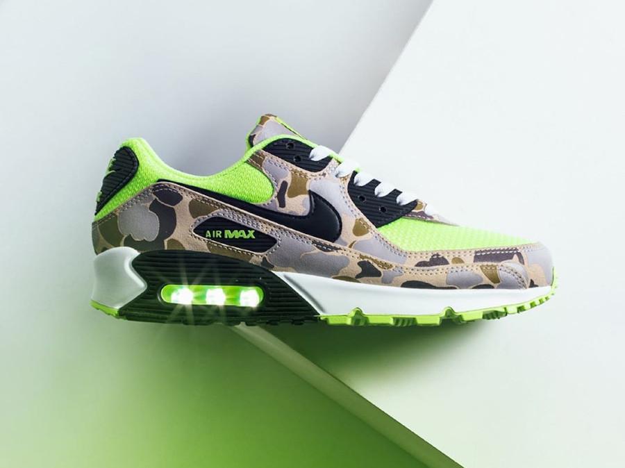 Nike Air Max 90 SP Green Camo (1)