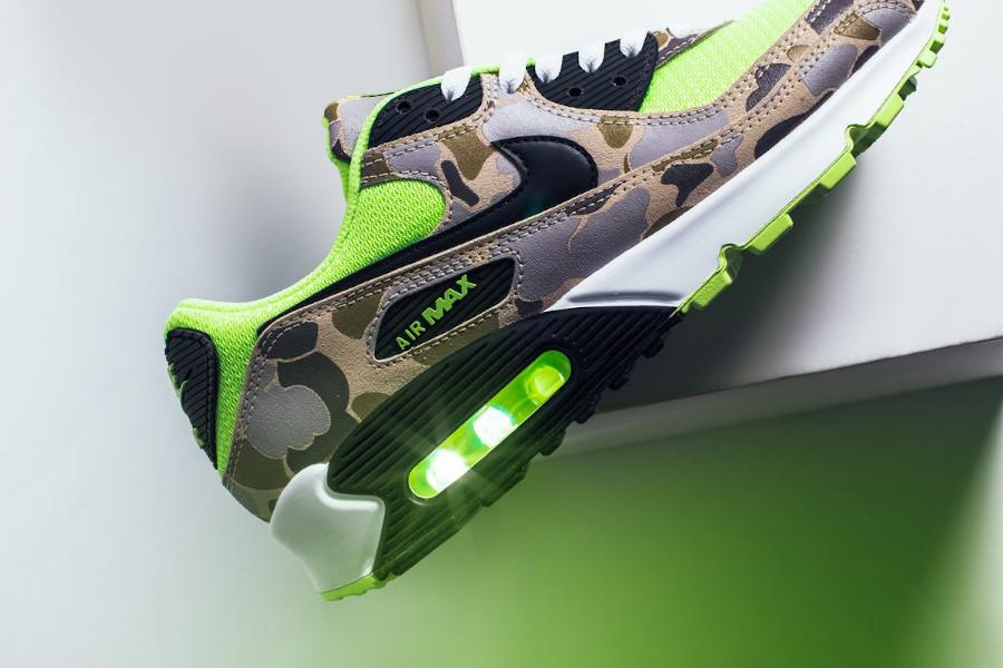 Nike Air Max 90 SP Green Camo (2)