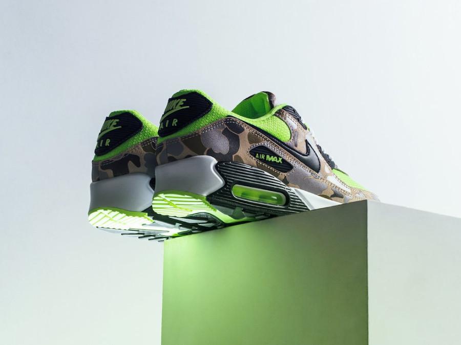 Nike Air Max 90 SP Green Camo (3)