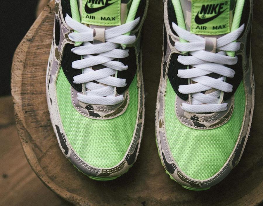 Nike Air Max 90 SP Volt Green Camo (2)