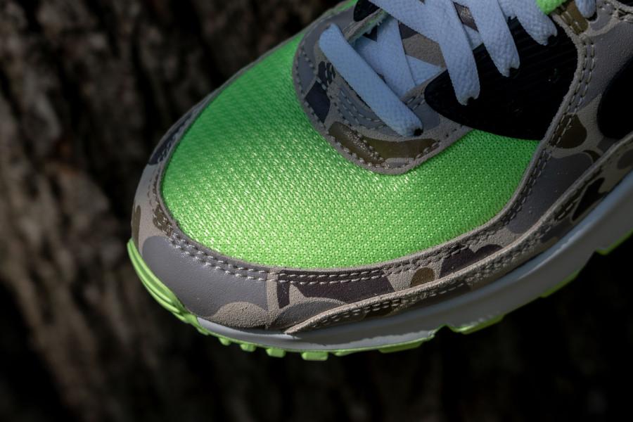 Nike Air Max 90 SP Volt Green Camo (4)