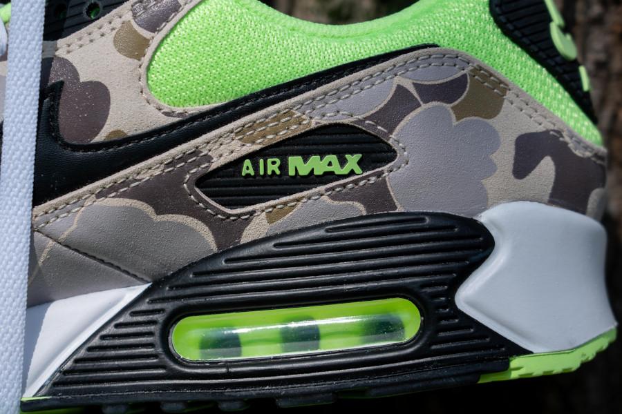 Nike Air Max 90 SP Volt Green Camo (5)