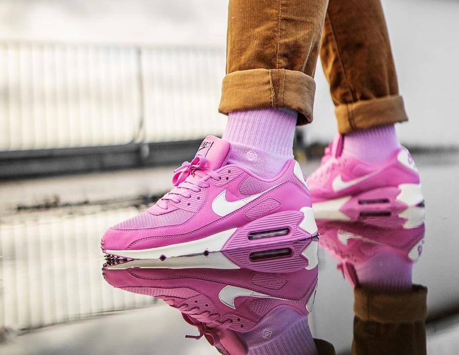 Nike Air Max 90 rose By You Piggy - @max.loewe