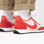 Nike Air Tailwind 79 Sail Track Red White Habanero Red