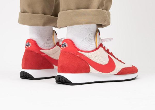 Nike Air Tailwind 79 Sail Track Red Habanero 487754-101